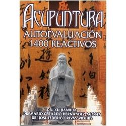 ACUPUNTURA AUTOEVALUACIÓN 14000 REACTIVOS