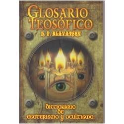 EL GLOSARIO TEOSÓFICO.