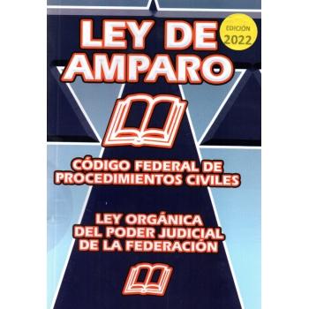 2021 LEY DE AMPARO.