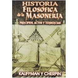 HISTORIA FILOSÓFICA DE LA MASONERÍA