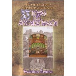 33 TEMAS DEL APRENDIZ MASÓN