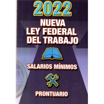 2020 NUEVA LEY FEDERAL DE TRABAJO
