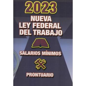 LEY FEDERAL DE TRABAJO 2017