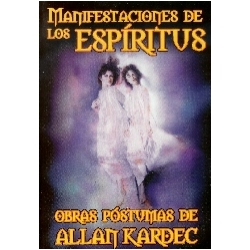 MANIFESTACIÓN DE LOS ESPÍRITUS