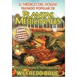 EL MÉDICO DEL HOGAR  Y ESQUEMA DE PLANTLAS MEDICINALES