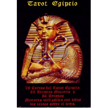TAROT MINI-EGIPCIO