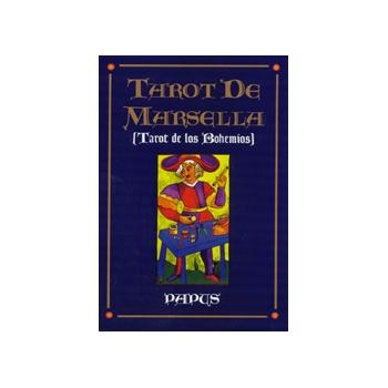EL TAROT MARSELLA Y/O TAROT DE LOS BOHEMIOS