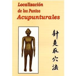 LOCALIZACIÓN DE LOS PUNTOS ACUPUNTURALES